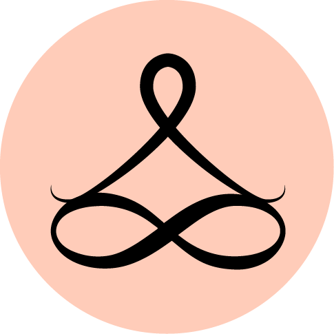 everything is om logo