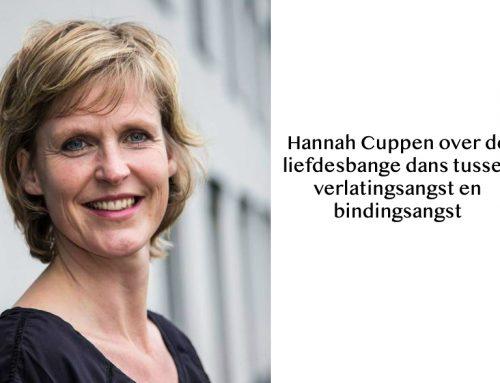 HANNAH CUPPEN OVER LIEFDESBANG