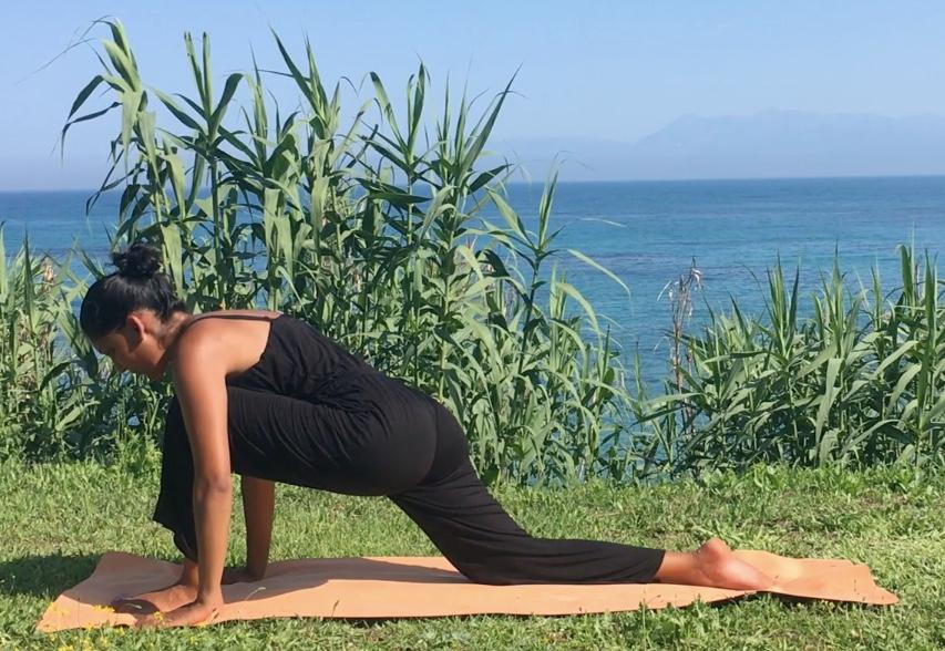 gentle flow, yoga, online yoga, yogales, Sabrina Soebhan, everything is om, millennial lift, tribe millennial lift