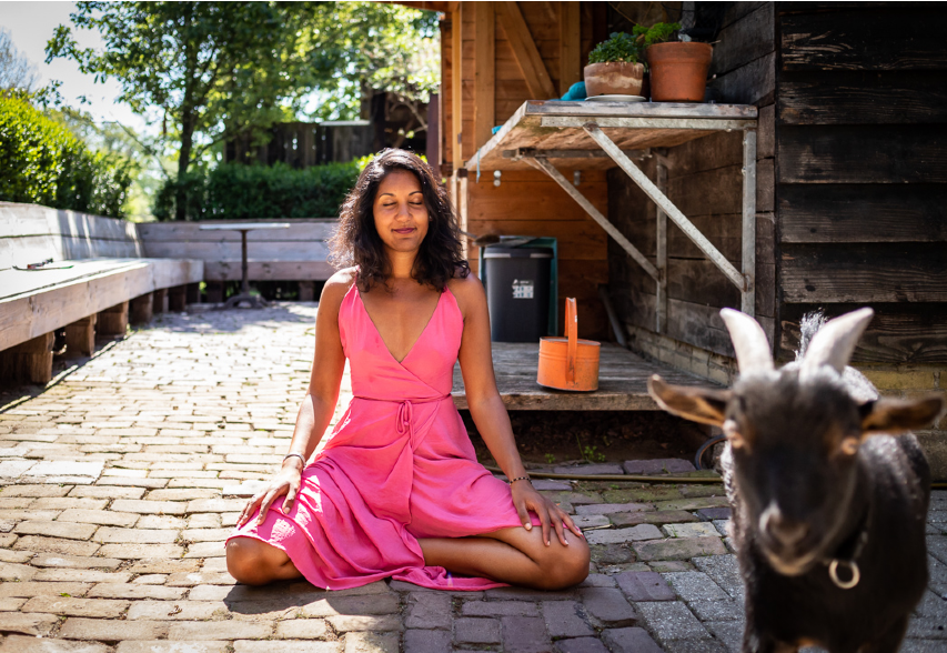 21-daagse meditatie challenge, overvloed, deepak Chopra, meditatie, Sabrina Soebhan