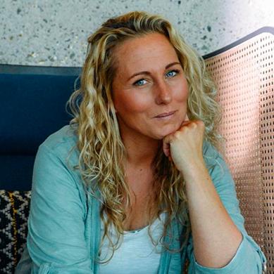 Anita van der Voort, Groene Jij, Groene Wij, podcast, Everything is Om